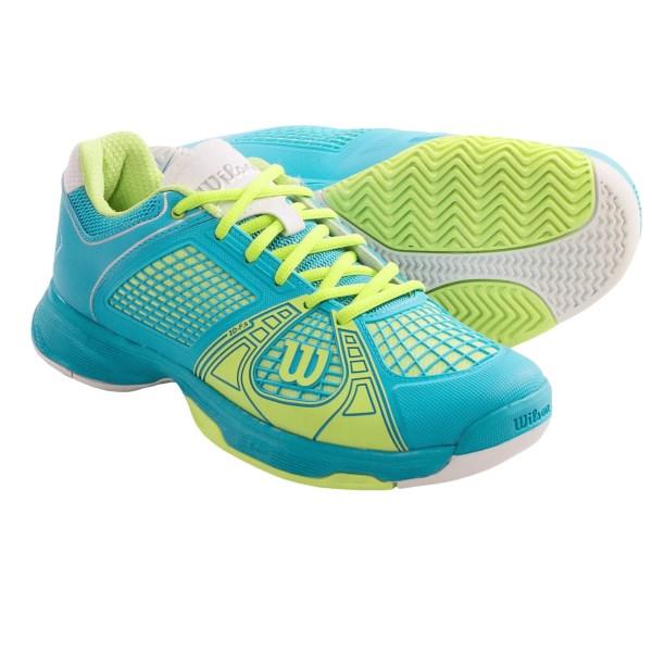 Wilson Rush NGX Tennis Shoes (For Women)