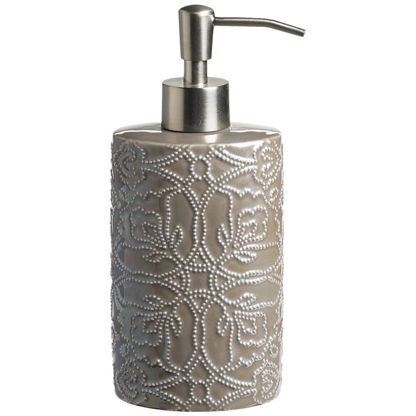 Barbara Barry Poetical Porcelain Soap/lotion Dispenser