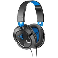 Turtle Beach Ear Force Recon 50p Stereo Gaming Headset For Playstation 4 - Stereo - Mini-phone - Wired - Over-the-head - Binaural - Circumaural Tbs-3303-01