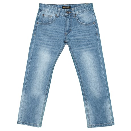 Slim Fit Stretch Jeans (for Big Boys)