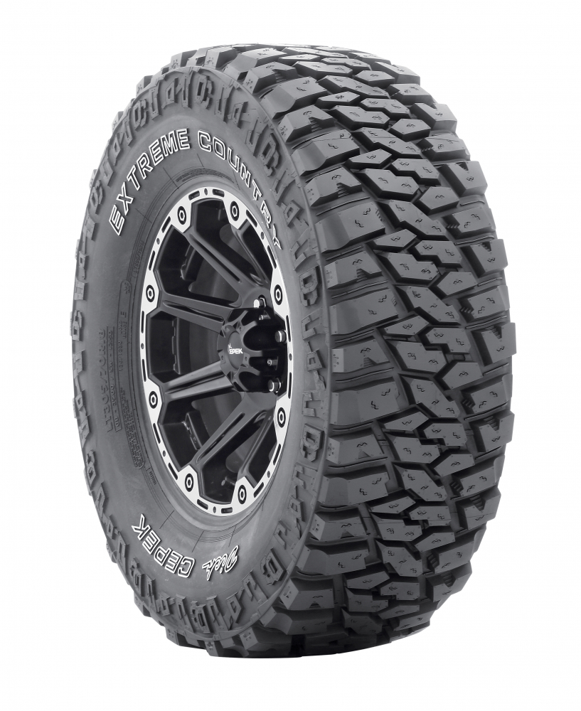 (FET 2.36) (EQUIVALENT 34.8X12.01R18) LT305/70R18 126/123Q EXTREME COUNTRY