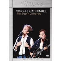 Simon & Garfunkel - Concert in Central Park [Video] (Live Recording/ DVD) (Music CD)