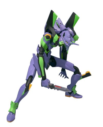 Bandai Tamashii Nations No. 58 Robot Spirits Rebuild of Evangelion, 1 Unit