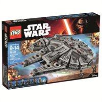 Lego Star Wars Millennium Falcon 75105 By Lego(r)