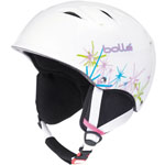 Bolle B-kid Shiny White Stars 49-53cm Ski Helmet