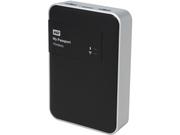 Wd 2tb My Passport Wireless Portable External Hard Drive - Wi-fi Usb 3.0 - Wdbdaf0020bbk-nesn