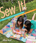 Get your budding quilter sewing with 17 easy and fun projects made mostly from precuts