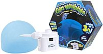 Nsi 042409722817 The Amazing Glo Wubble Bubble Ball - Blue