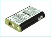 700mah Battery For Vtech Ip5825, Ip5850, Ip8100, 89-1324-00-00, 80-5808-00-00