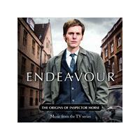 Original Soundtrack - Endeavour (Music CD)