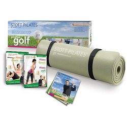 STOTT PILATES(r) Power Pack - Golf