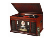 The Aviator 5 In 1 Wooden Music Center