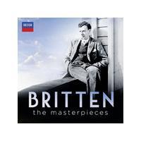 Various Artists - Britten Masterpieces (Music CD)