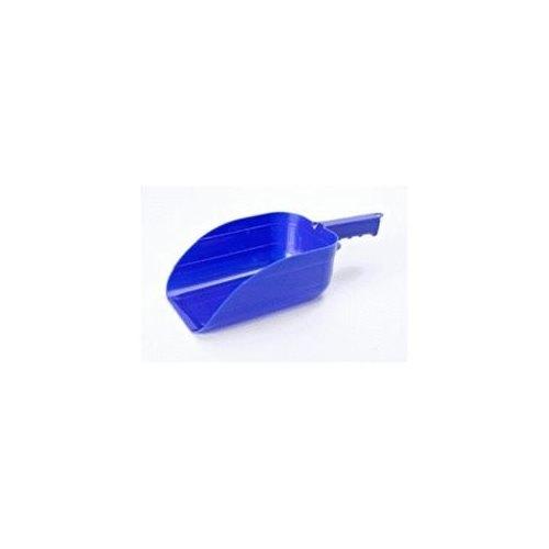 Feed Scoop Plstc Blu 5pt