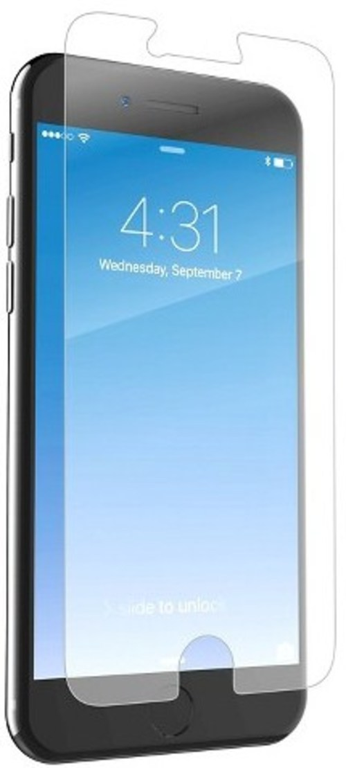 Zagg 848467054217 Invisible Shield Smudge-proof Screen Protector For Iphone 7, Iphone 6s, Iphone 6
