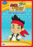 Paper Magic 32CT Showcase Jake and the Neverland Pirates Kids Classroom Valentine Exchange Cards