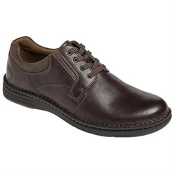 Leather Oxford Revlite Cushion Dri-Lex Sweat Control TPA Rubber Shoes 16