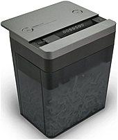 Royal 89187z Dt4 Desktop Cross-cut Shredder - Black
