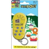 South park In Your Pocket Talking Keychain