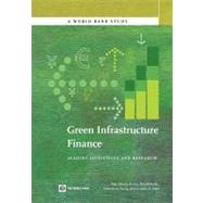 Green Infrastructure Finance:: Leading Initiatives and Research