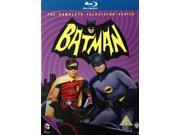 Batman: Complete Television Series Blu-ray [region-free]