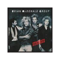 Brian McDonald - Desperate Business (Music CD)