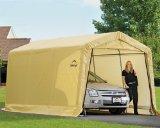 ShelterLogic Instant Garage Series 1015 AutoShelter, Tan, 10 x 15-Feet