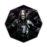 Brandon Lee the Crow Custom Durable Fashionable Foldable Umbrella