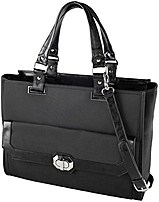 Women In Business Ff-mad-1 Francine Collection Madison Laptop Case For Macbook Pro - 15.6 Inches - Black