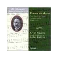 Vianna da Motta: Piano Concerto in A; Fantasia Dramática