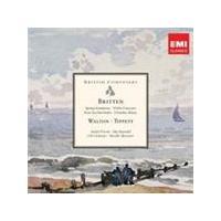 Britten; Tippett; Walton: Orchestral Works (Music CD)