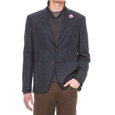 Red Unlined Sport Coat - Wool (for Men)