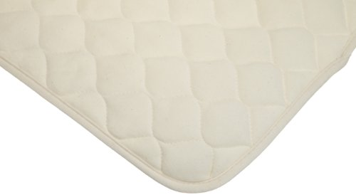 American Baby Company Organic Waterproof Quilted Multi-Use Pad Cover