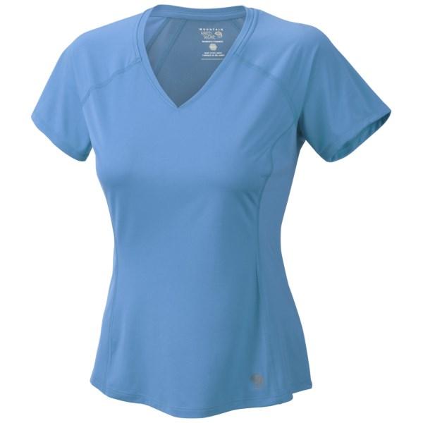 Mountain Hardwear Tephra Trek T-Shirt - UPF 50, Short Sleeve (For Women)