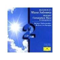 Ludwig Van Beethoven - Missa Solemnis (BPO, Karajan) (Music CD)