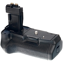 The Digipower PGR CNE8 Multi Power Battery Grip is compatible with the Canon EOS T2i and T3i D SLR camera models