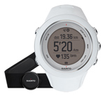 Suunto Ambit 3 Sport Hr -white Gps Watch With Mobile Connection