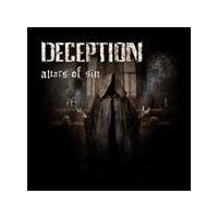 Deception - Altar of Sin (Music CD)