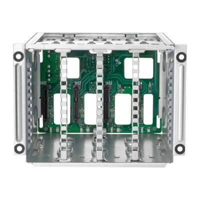 Hewlett Packard Enterprise 822608-b21 Sas/sata Cage - Storage Drive Cage - 3.5 - For Proliant Ml30 Gen9  Ml30 Gen9 Base  Ml30 Gen9 Performance  Ml30 Gen9 Soluti