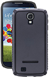 Body Glove Galaxy S Iv Tactic Case - Brushed Charcoal/black Tactic Cas