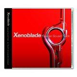 Xenoblade Bonus Special Sound Track Cd of Nintendo Wii Xenoblade Japan & B6 Magic Clear File - 2 pack set