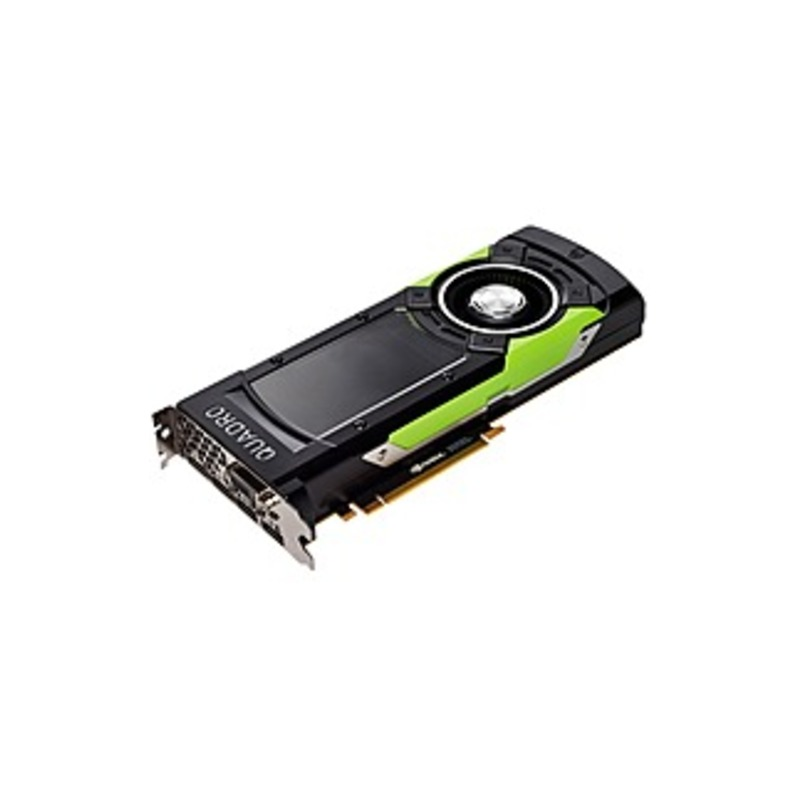 Pny Quadro Gp100 Graphic Card - 16 Gb Hbm2 - Full-height - Dual Slot Space Required - 4096 Bit Bus Width - Fan Cooler - Opengl 4.5, Opencl, Directx 12