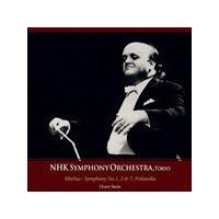Sibelius: Symphonies Nos. 1, 2 & 7; Finlandia (Music CD)