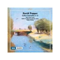 David Popper: Cello Concertos 1 - 3 (Music CD)