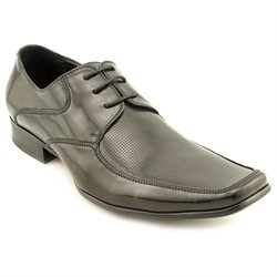 Kenneth Cole Reaction Star Quality Mens Black Oxfords Shoes New/Display