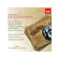 Ponchielli: La Gioconda (Music CD)