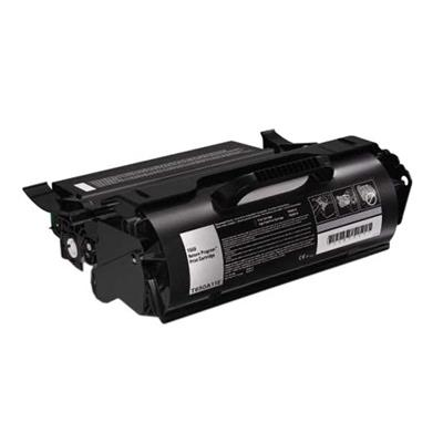 Dell D524t Black - Original - Toner Cartridge Use And Return - For Laser Printer 5230dn  5230n  5350dn