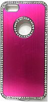 The Couture 890968404459 Metallic Bling Case provides protection for Iphone 5 or 5S while adding a stylish and dazzling look.