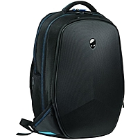 B The Alienware Vindicator Backpack 2.0  b  boasts an extremely durable exterior with room in its 3 main compartments to protect your goods