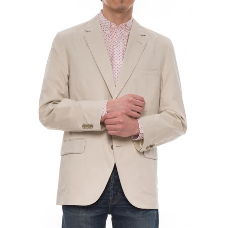 Taylor Sport Coat - Cotton (for Men)
